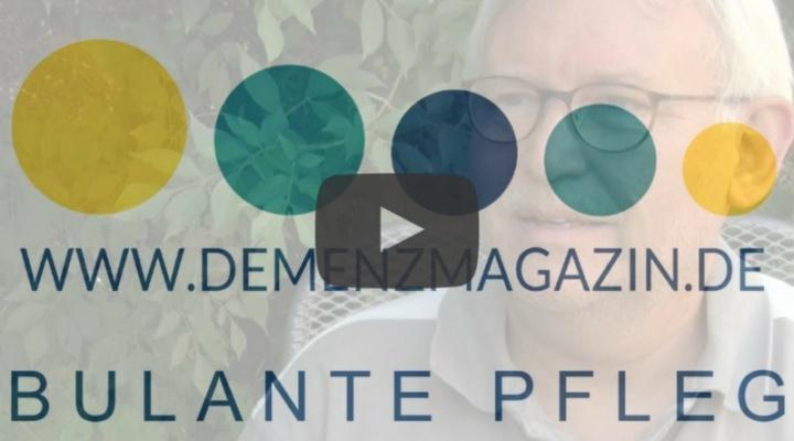Ambulante Pflege – Betreuungsvideo