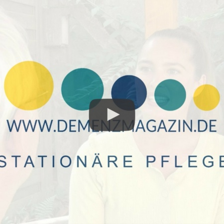 Stationäre Pflege – Betreuungsvideo
