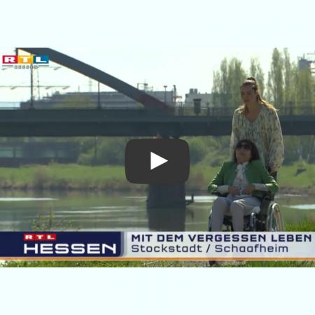 RTL Hessen – Mit dem Vergessen leben – Video