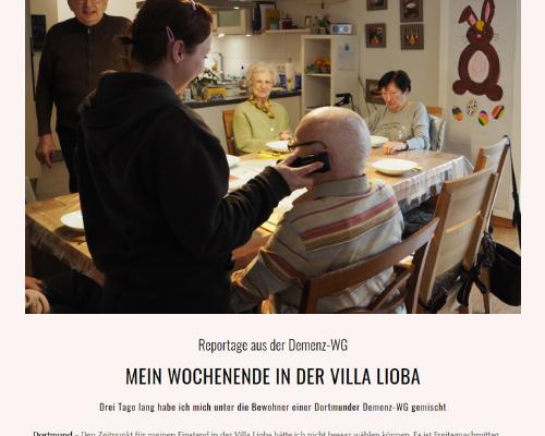 Kati Cares – Mein Wochenende in der Villa Lioba