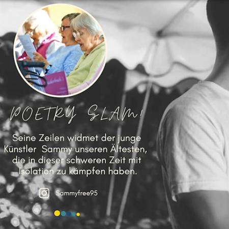 Poetry Slam – Das wohl emotionalste Weihnachtsgeschenk
